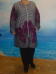 """Кардиган """"Лиловый шик"""" (милано) (Smart-Woman, Россия) — размеры 60/62, 64/66, 68/70, 72/74, 76/78"""