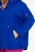 """Ветровка """"Фиалка"""" (ВК20-043) голубой (Терра, Москва) — размеры 56-58, 64-66"""